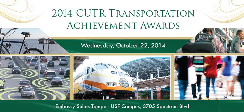 Cutter Transportation Achievement Award