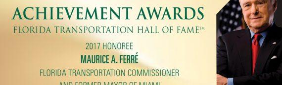 CUTR Announces 2017 Transportation Achievement Award Recipient