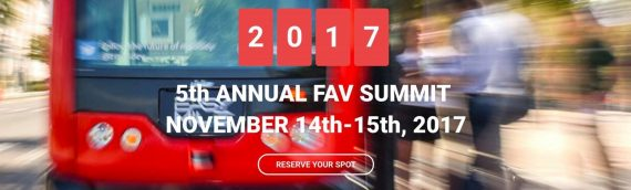 Registration is Open: 5th Annual Florida Automated Vehicle (FAV) Summit
