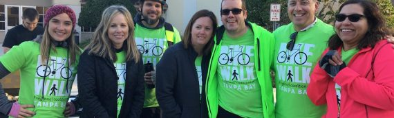 Fourth Annual Bike with the Mayor
