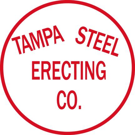 Tampa Steel Erecting Logo