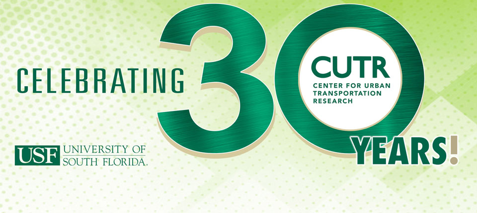 cutr center for urban transportation research university of