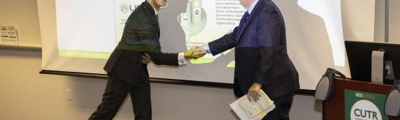 Congressman Ross Spano visits CUTR