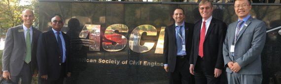 Dr. Cong Chen – ASCE Leader Orientation