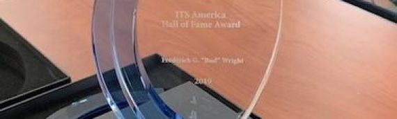 ITS World Congress Hall of Fame Americas Winner – CUTR's THEA CV Pilot