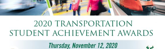 You're Invited! 2020 Student Transportation Achievement Awards